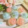 NEWレッスンのご案内♡キラキラお花のお菓子「フラワー錦玉ゼリーレッスン」の画像