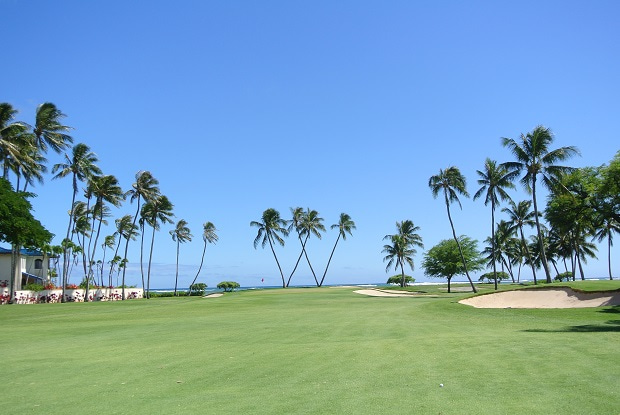 Waialae Country ClubNo.7