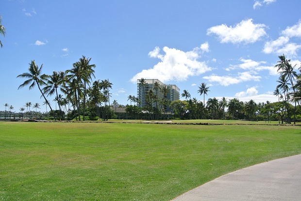Waialae Country ClubNo.8
