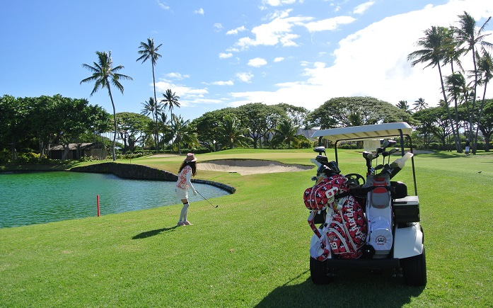 0Waialae Country ClubNo.12 由美ママ