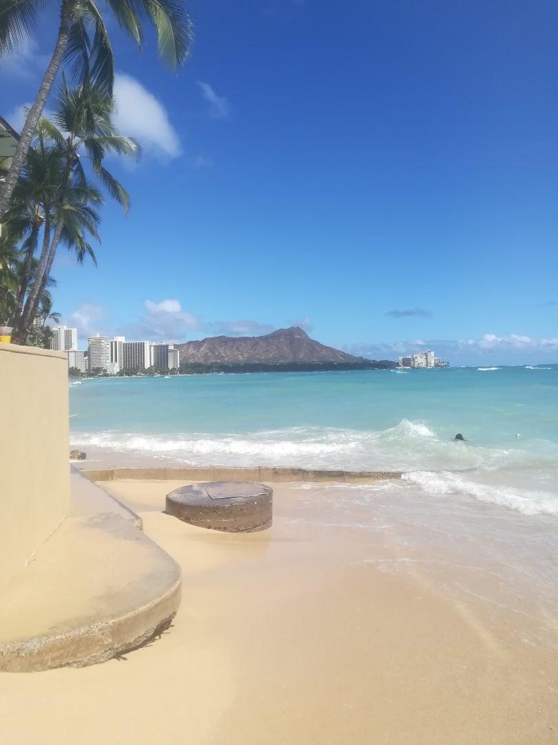 【旅するドールのハワイ旅紀行】ワイキキのパワースポット・カヴェヘヴェヘ