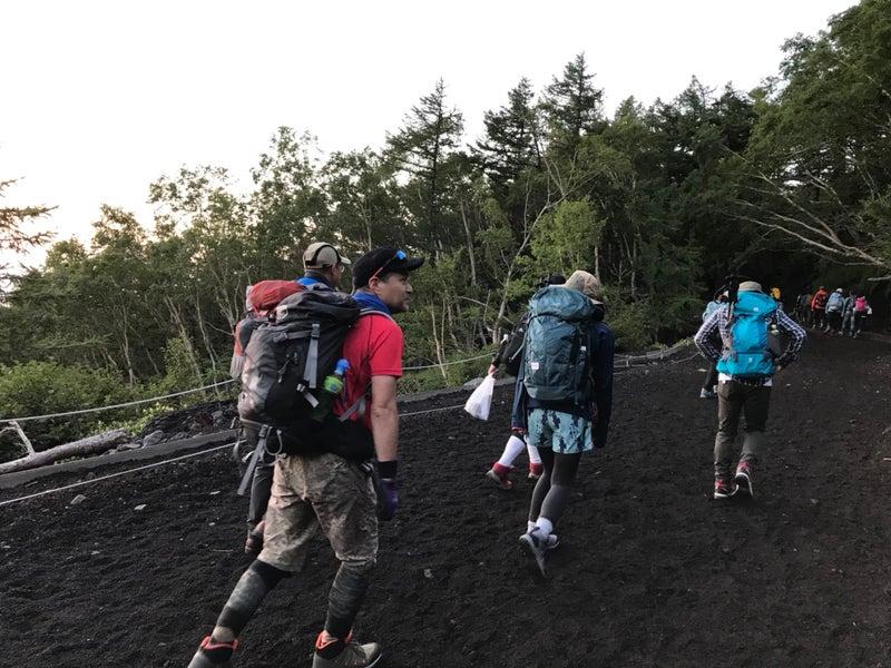 07 登山開始