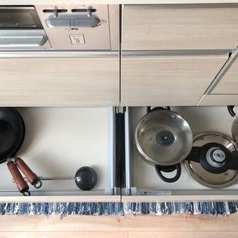 妹宅のキッチンを使いやすく整理収納。