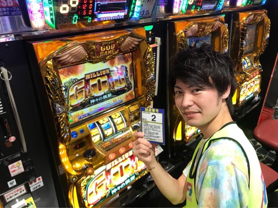 【8月11日】サンコー一之江店昇物語3rd #15の記事より
