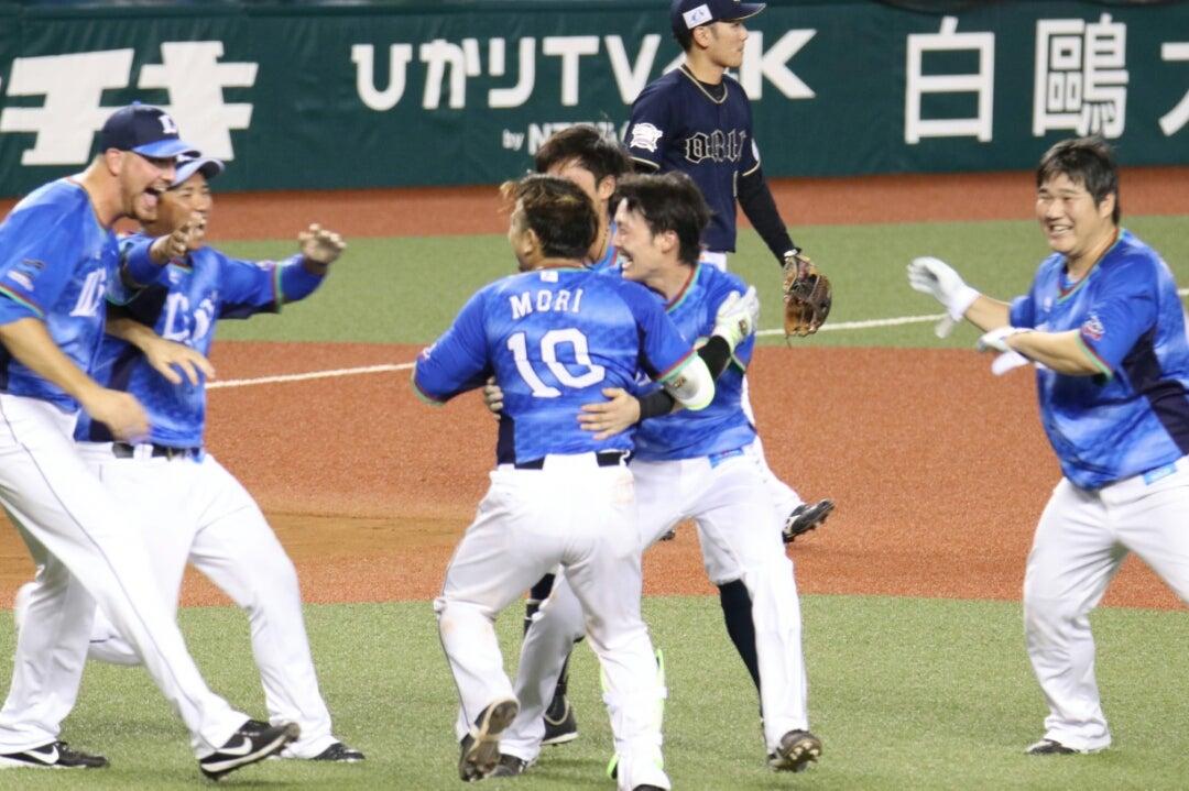 8.14メットライフドーム、西武対オリックス。サヨナラ勝ち! | 埼玉 ...