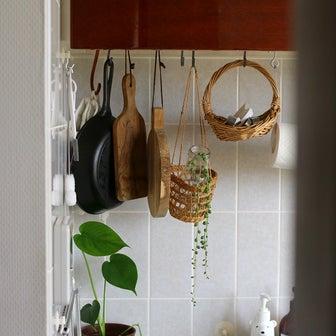 ★キッチンをキレイに保つのは3つのシンプルな方法でした♪