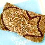 【銀のあん】夏限定☆クロワッサンたい焼 ひんやりチョコミント