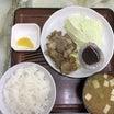 【ご飯が美味しすぎ!の老舗食堂】丸安食堂@阪神石屋川
