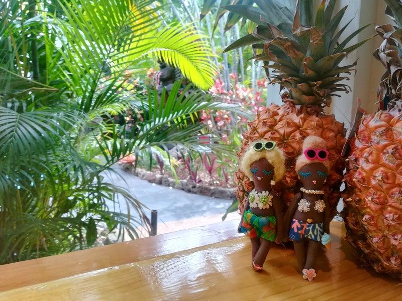 【旅するドールのハワイ旅紀行】ハワイが繋いでくれた新しい出会い