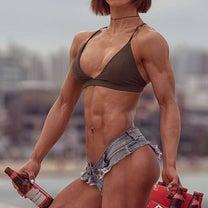 帰ってきた神サイト!★ Asian Female Muscle Communitの記事に添付されている画像