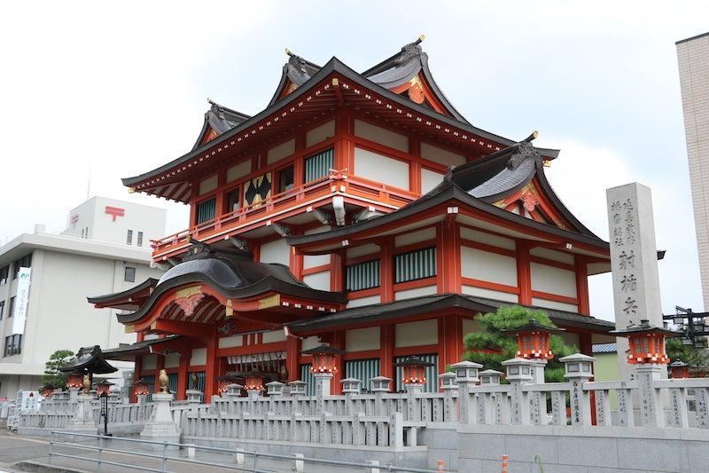 【兵庫】射楯兵主神社の御朱印 | 寺と御朱印と私