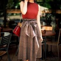 【しまむら購入品】一目惚れ新作ブラウスで秋コーデの記事に添付されている画像