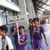 ◆バーモンドカップ 初日