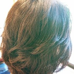 自然の色で髪色を楽しみましょう(*^-^*)の画像