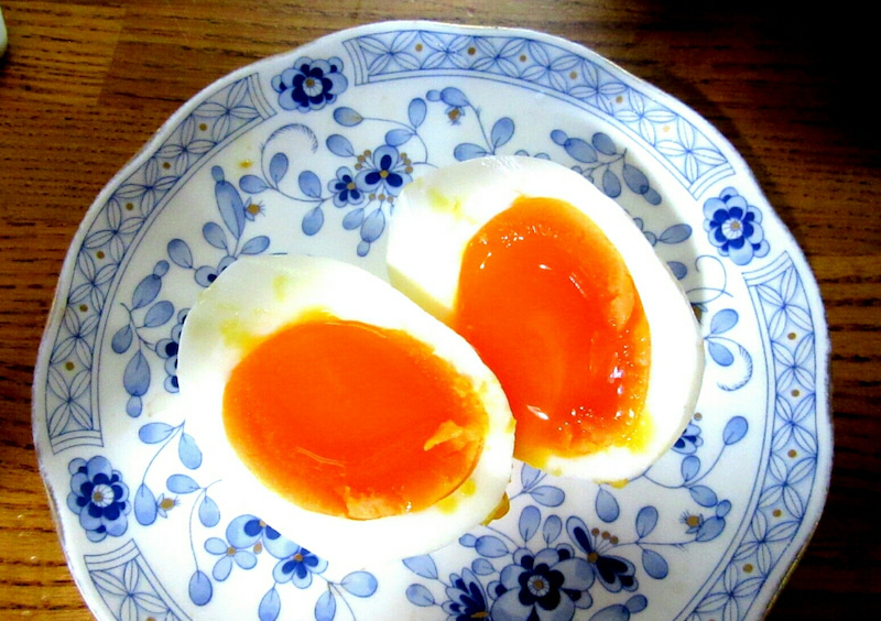 ぬか 漬け ゆで 卵