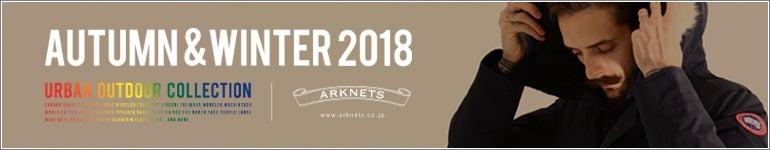 ARKnets,2018AW,メンズファッション,レディースファッション