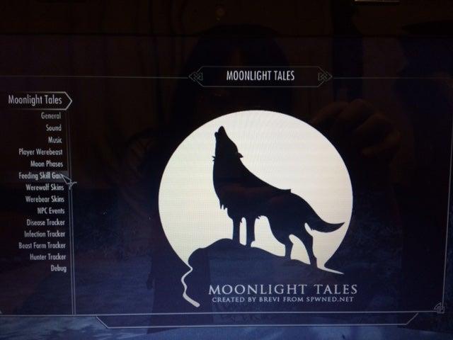 Skyrim Werewolf Infection Mod