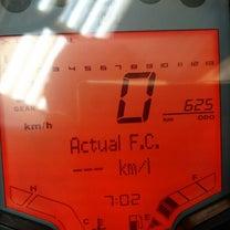 KTM 250DUKE オイル交換の記事に添付されている画像