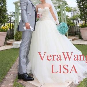 【委託販売】VeraWang Lisa(リサ)US4の画像