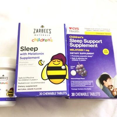 2018ハワイ♡子供用睡眠サプリの記事に添付されている画像