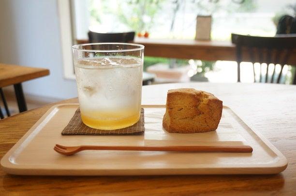 武蔵小杉カフェ おやつ研究所 スコーン