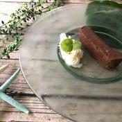 【業界初レシピ】レンジで本格的なチョコレートテリーヌ♡