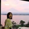 山梨への旅〜〜♡絶景の富士山を眺めながら!!の画像