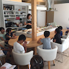8月のお料理教室の画像