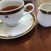 コーヒーと紅茶の器の違いご存知?の画像