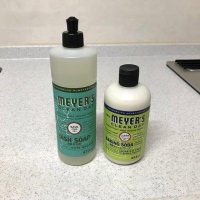 【買って良かった】ミセスマイヤーズの食器用洗剤の記事に添付されている画像
