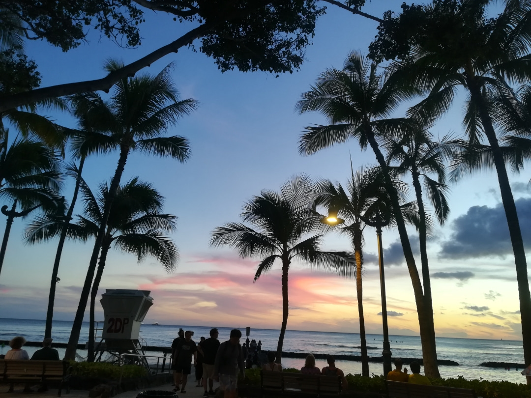 【旅するドールのハワイ紀行】ハワイが教えてくれたこと