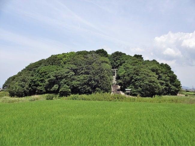 当麻陵〜当麻山背墓 | 古都の礎