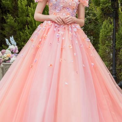 お花いっぱいドレスの記事に添付されている画像