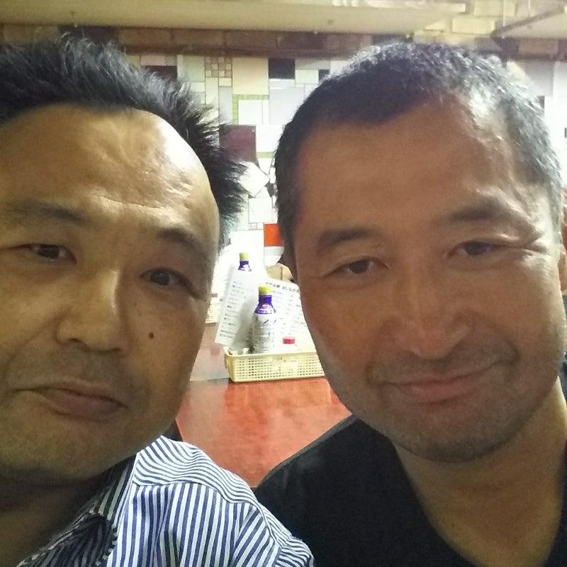 臼田勝美さんと久々に飲みました...