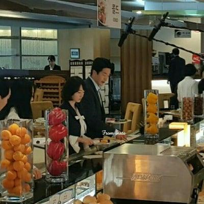「二度しましょうか」撮影地_清州(チョンジュ)グランドプラザホテルのカフェグランの記事に添付されている画像