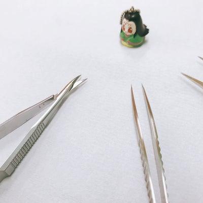 他院抜糸についての記事に添付されている画像