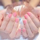 ☆シンプル×ピンクネイル特集☆の記事より