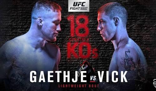 UFC FIGHT NIGHT 135」を考える ...