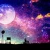 今夜は魚座の満月ヒーリングてす❣️の画像