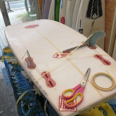 サーフボード修理千葉一宮町東浪見の記事に添付されている画像