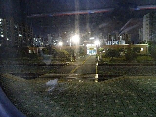 ムグンファ1791列車 東大邱→釜田...
