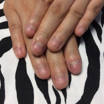 深爪でもネイルが出来るなんて!の記事に添付されている画像