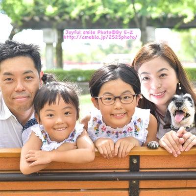 【春の郡山】4/7(日)郡山で子供と家族の笑顔撮影のお知らせの記事に添付されている画像