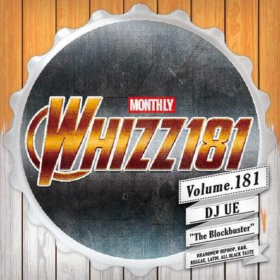 【新入荷】Whizz Vol,181 Mixed by DJ UEの記事に添付されている画像
