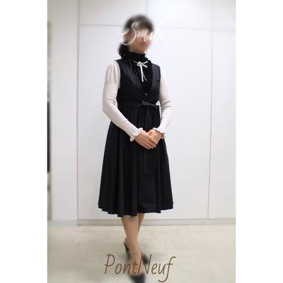 PontNeuf☆30%off SALE♡ジャンパースカート・ブレンダの記事に添付されている画像
