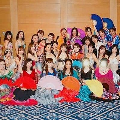 Belly Dance Circle 「Amarat」のご案内の記事に添付されている画像