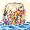 新メニュー!七福神の宝船に乗って全神界セレブの旅