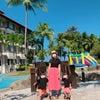 【2歳&3歳の子連れボルネオ島・コタキナバル旅行】4日目 前編⑅◡̈*.。.:✩の画像
