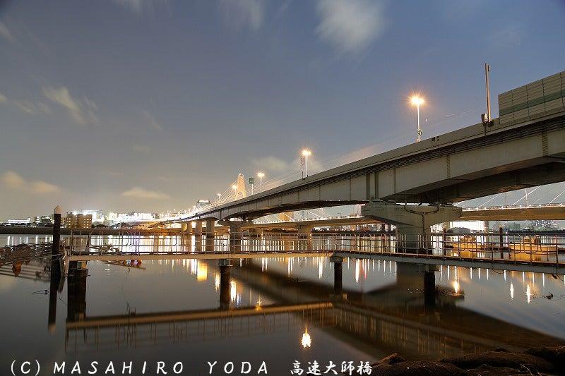 高速大師橋(東京都大田区、神奈川県川崎市) | Bridge a day(Bさんの ...