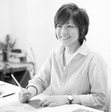 ジュエリーデザイナーの鈴木美恵さんです